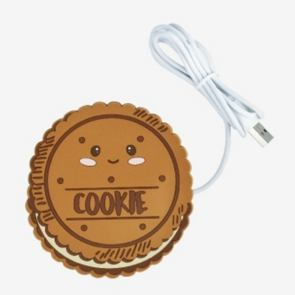 Legami Warm It Up - USB Mug Warmer - Cookie