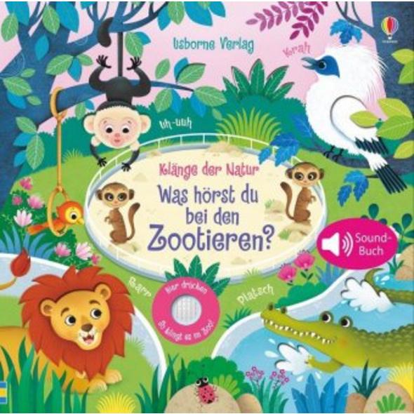 Klänge der Natur: Was hörst du bei den Zootieren?