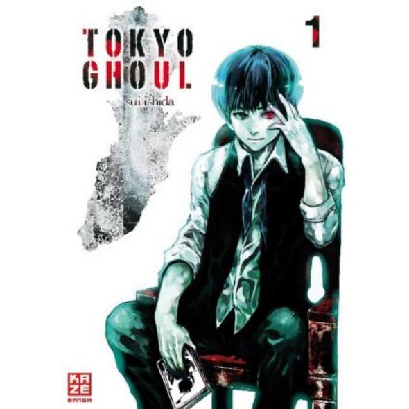 Tokyo Ghoul 01