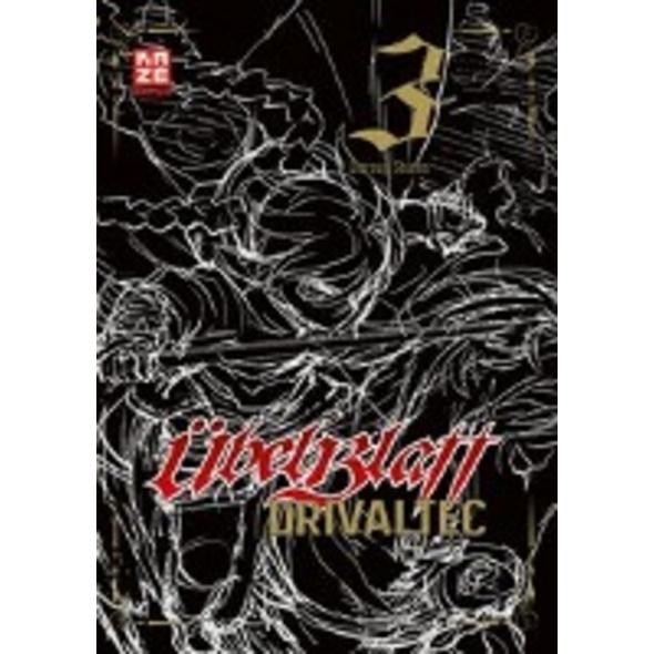 Übel Blatt: Drivaltec  3-in-1-Edition  - Band 3
