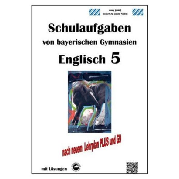 Englisch 5  Green Line 1  Schulaufgaben von bayeri