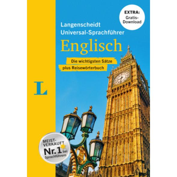 Langenscheidt Universal-Sprachführer Englisch - Bu