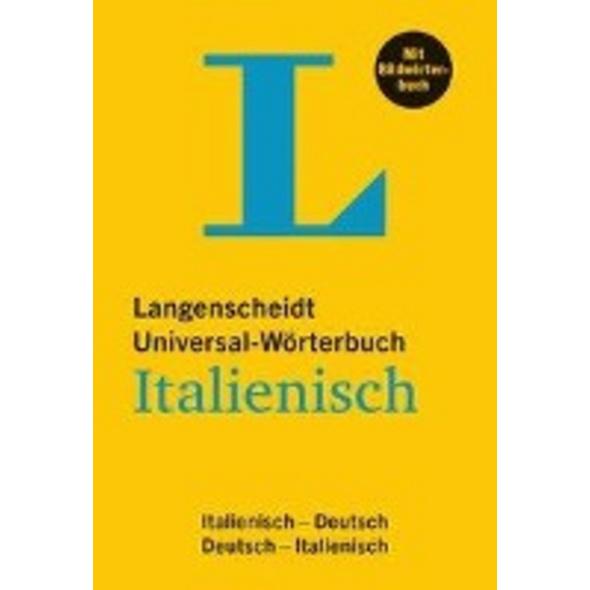 Langenscheidt Universal-Wörterbuch Italienisch - m