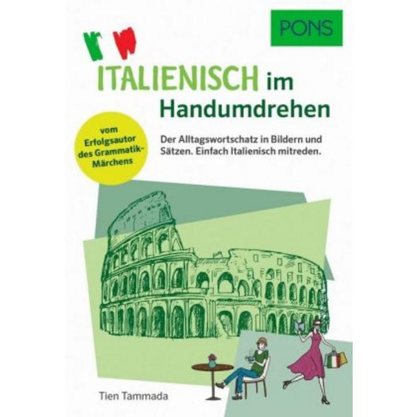 PONS Italienisch im Handumdrehen