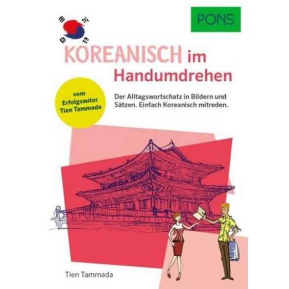 PONS Koreanisch Im Handumdrehen