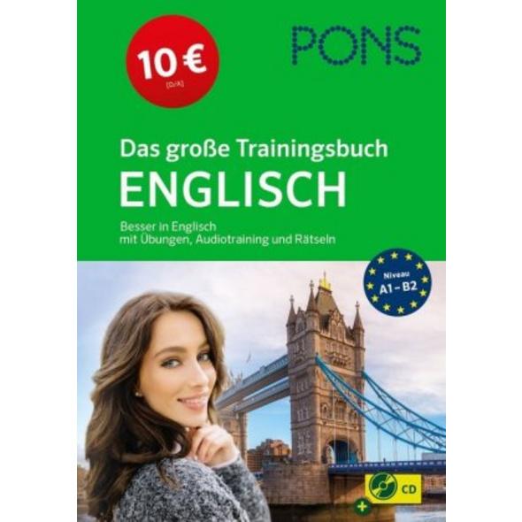 PONS Das große Trainingsbuch Englisch