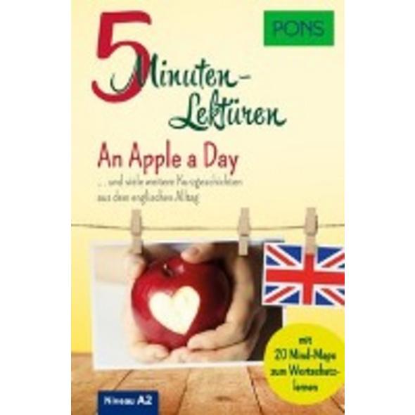 PONS 5-Minuten-Lektüren Englisch A2 - An Apple a D