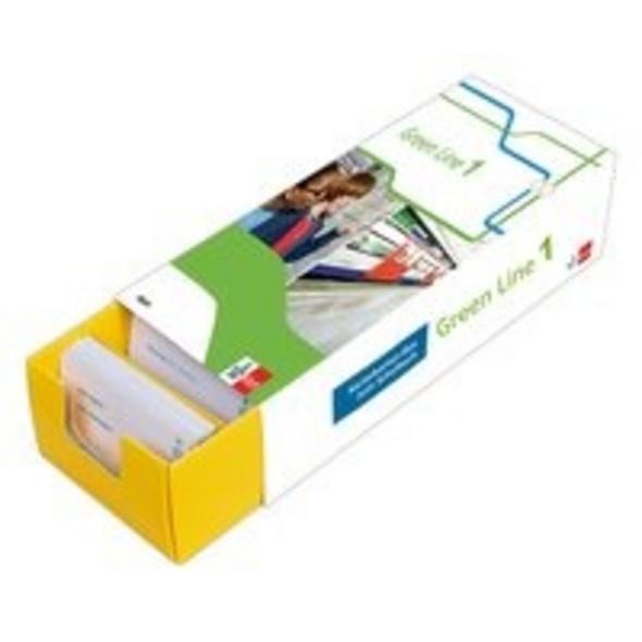 Vokabel-Lernbox zum Schulbuch. Green Line 1. Bayer