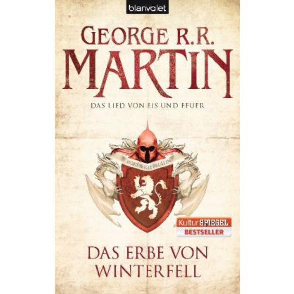 Das Lied von Eis und Feuer 02. Das Erbe von Winter