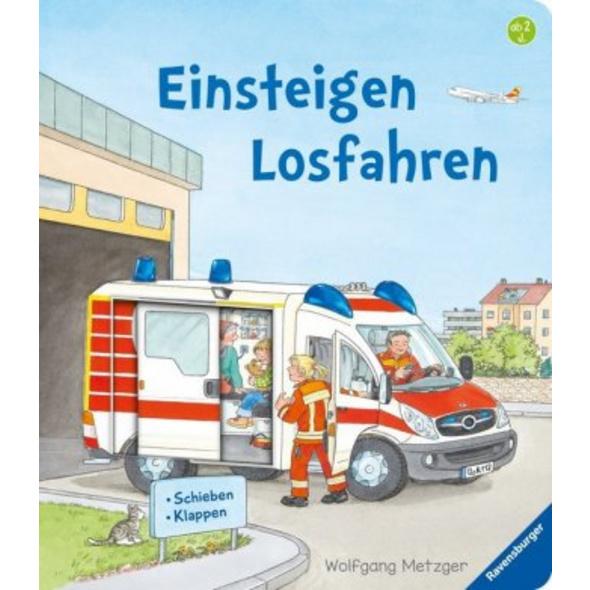 Einsteigen - Losfahren