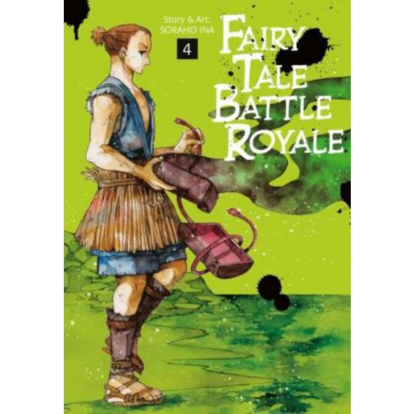 Fairy Tale Battle Royale 4