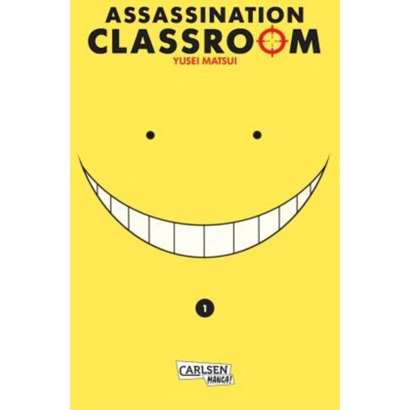 Assassination Classroom 01