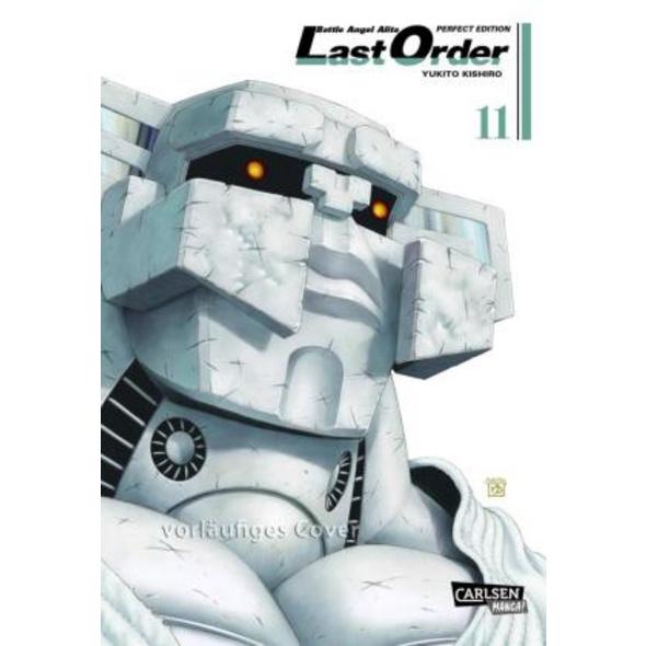 Battle Angel Alita - Last Order - Perfect Edition