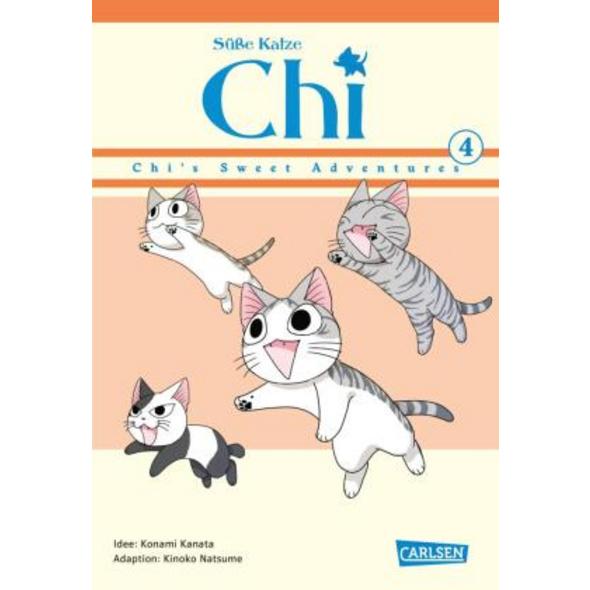 Süße Katze Chi: Chi s Sweet Adventures 4