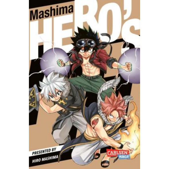 Mashima HERO S