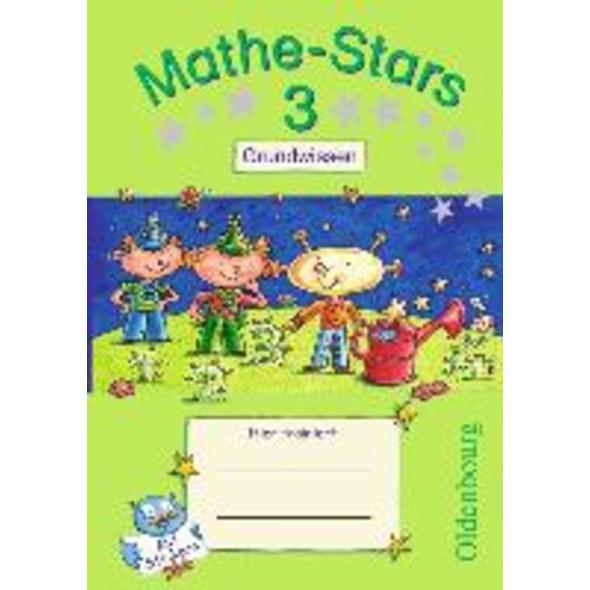 Mathe-Stars 3. Schuljahr. Grundwissen