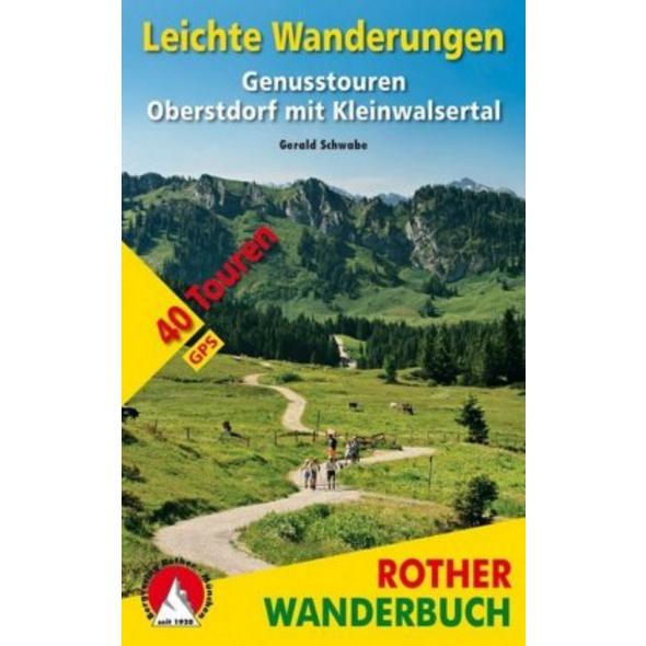 Leichte Wanderungen Oberstdorf - Kleinwalsertal