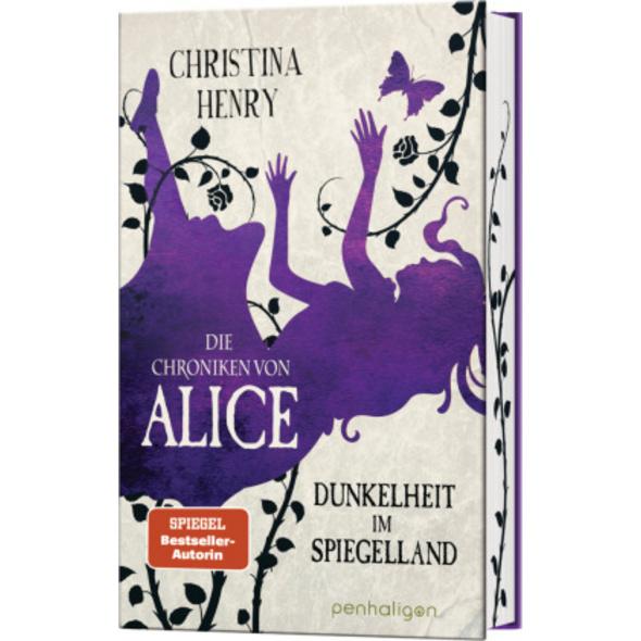 Die Chroniken von Alice - Dunkelheit im Spiegellan