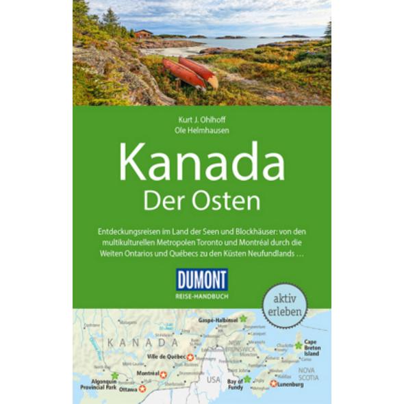 DuMont Reise-Handbuch Reiseführer Kanada, Der Oste