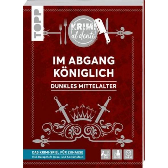 Krimi al dente - Dunkles Mittelalter - Im Abgang k