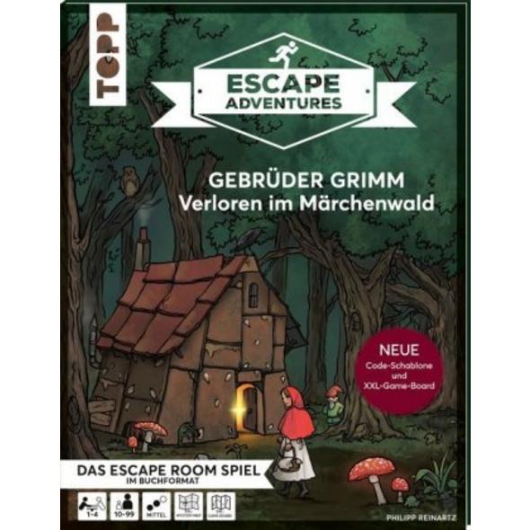 Escape Adventures - Gebrüder Grimm: Verloren im Mä