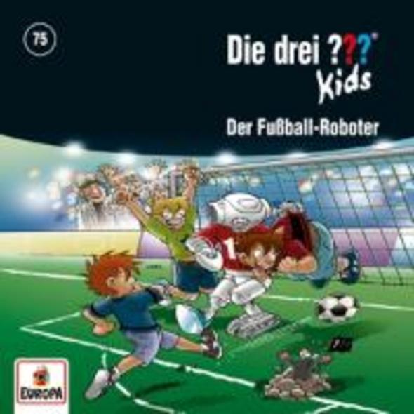 Die drei ??? Kids 75: Der Fußball-Roboter