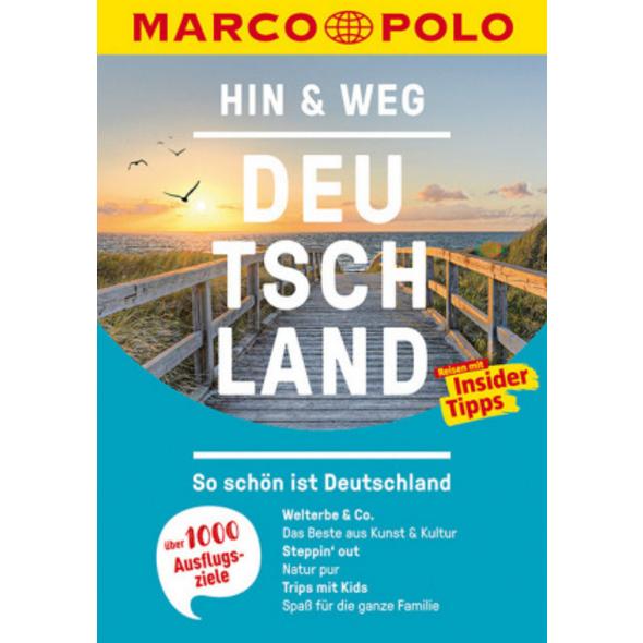 MARCO POLO Hin   Weg Deutschland