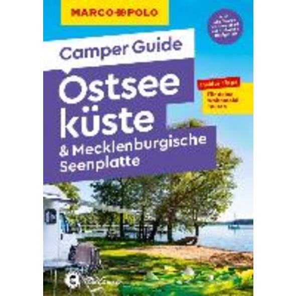 MARCO POLO Camper Guide Ostseeküste   Mecklenburgi