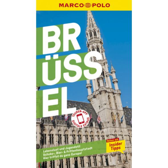 MARCO POLO Reiseführer Brüssel