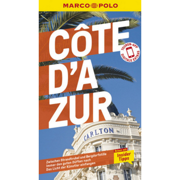 MARCO POLO Reiseführer Cote d Azur