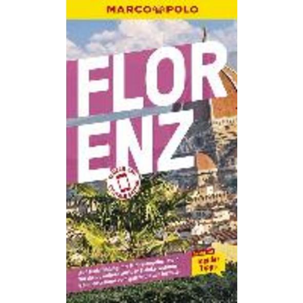 MARCO POLO Reiseführer Florenz