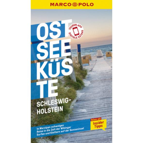 MARCO POLO Reiseführer Ostseeküste Schleswig-Holst