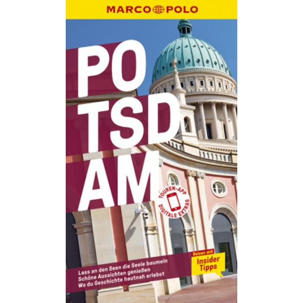 MARCO POLO Reiseführer Potsdam