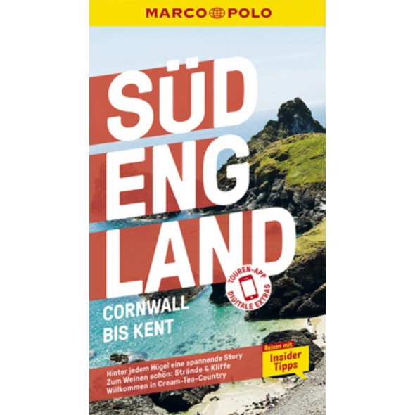 MARCO POLO Reiseführer Südengland Cornwall bis Ken