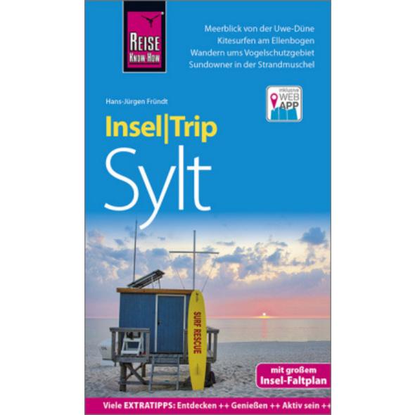 Reise Know-How InselTrip Sylt