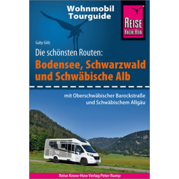 Reise Know-How Wohnmobil-Tourguide Bodensee, Schwa