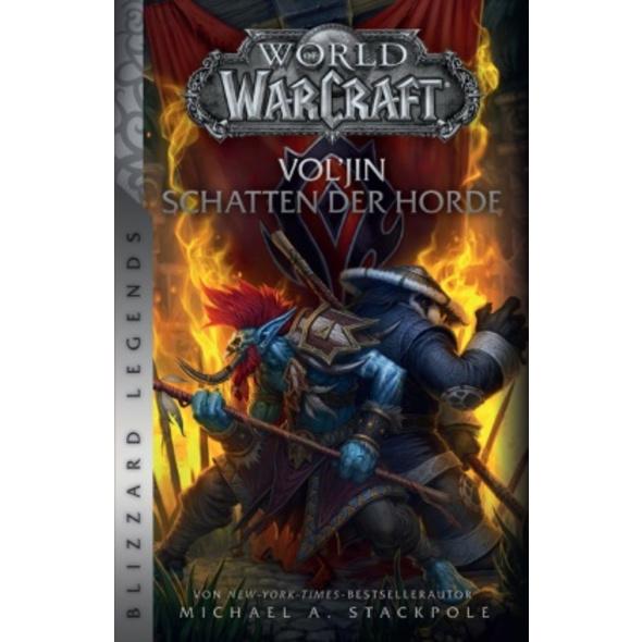 World of Warcraft: Vol jin - Schatten der Horde