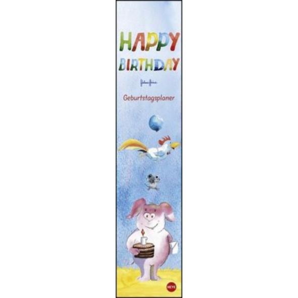 Helme Heine Geburtstagskalender long