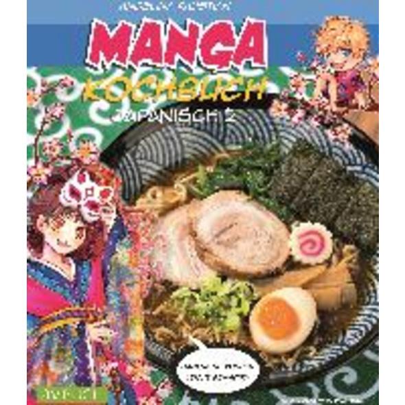 Manga Kochbuch Japanisch 2