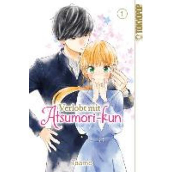 Verlobt mit Atsumori-kun 01