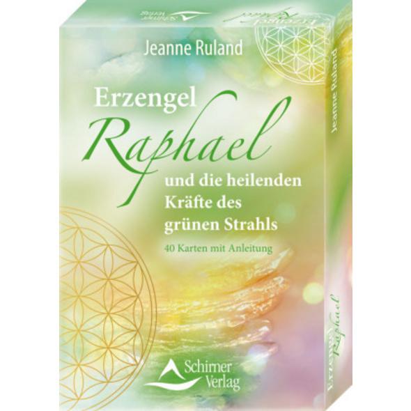 Erzengel Raphael und die heilenden Kräfte des grün