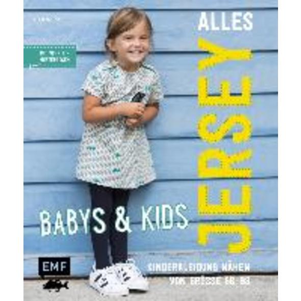 Alles Jersey - Babys   Kids Kinderkleidung nähen: