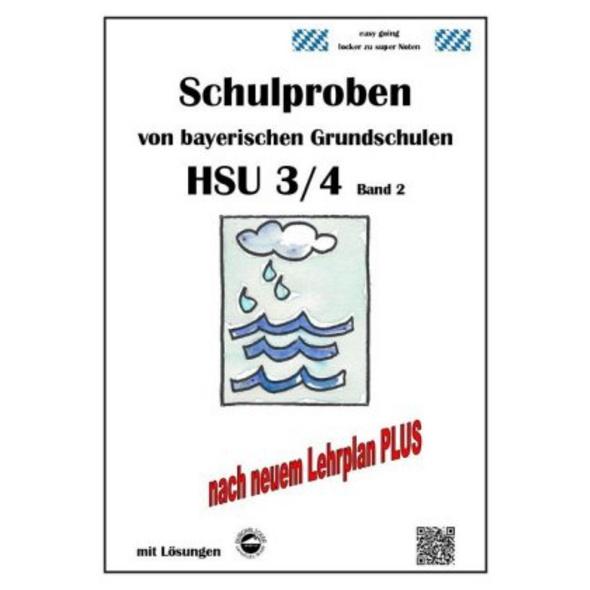 Schulproben von bayerischen Grundschulen - HSU 3 4