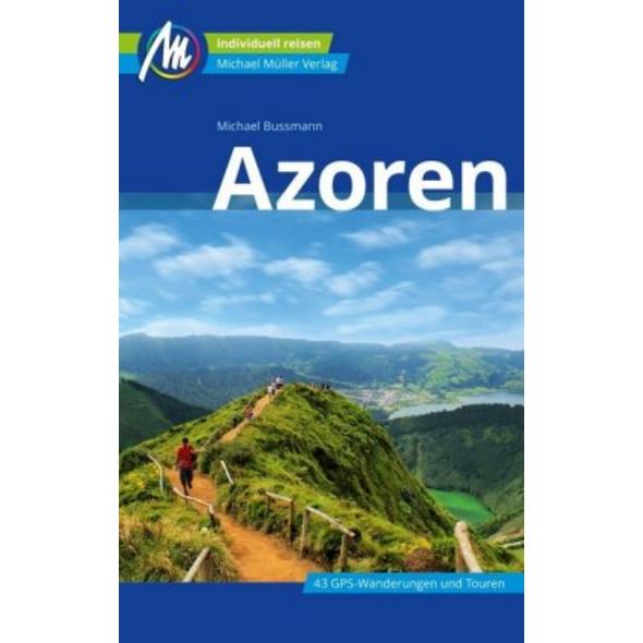 Azoren Reiseführer Michael Müller Verlag