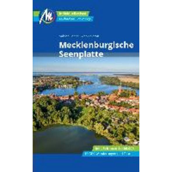 Mecklenburgische Seenplatte Reiseführer Michael Mü