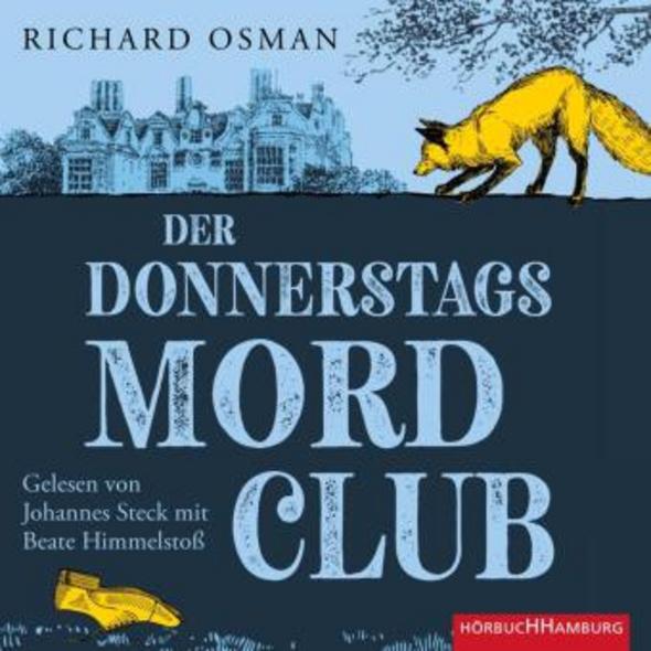 Der Donnerstagsmordclub  Die Mordclub-Serie 1