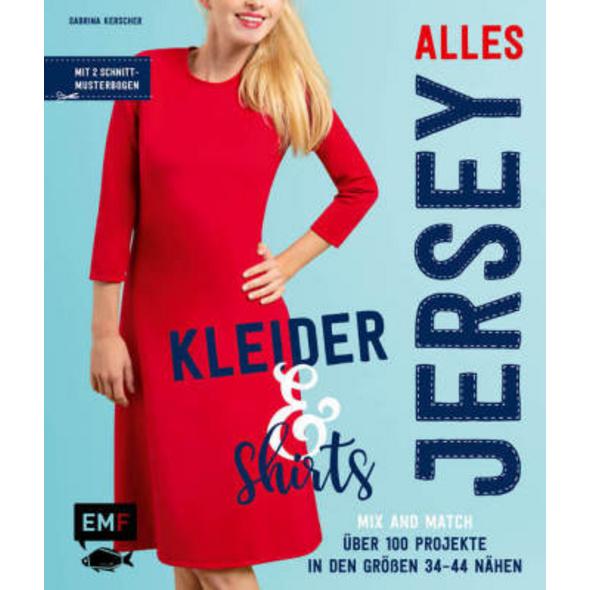 Alles Jersey - Kleider und Shirts - Mix and Match: