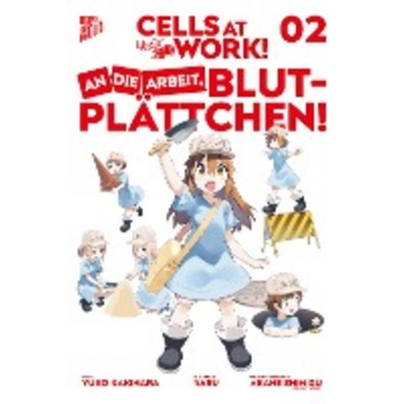 Cells at Work! - An die Arbeit, Blutplättchen! 2