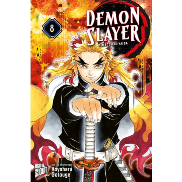 Demon Slayer 8
