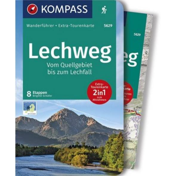 Lechweg - Vom Quellgebiet bis zum Lechfall